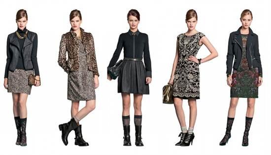 деловая одежда осень-зима 2015-2016