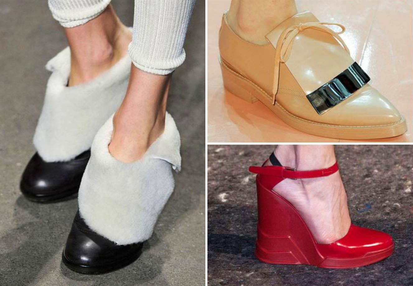 d5cbf5b05 Модная обувь сезона осень-зима 2017-2018, тенденции и фото