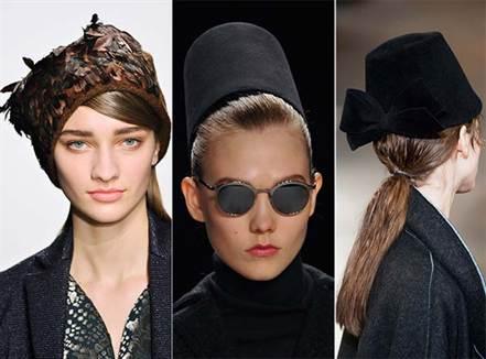 модные шапки осень-зима 2015-2016, фото 4