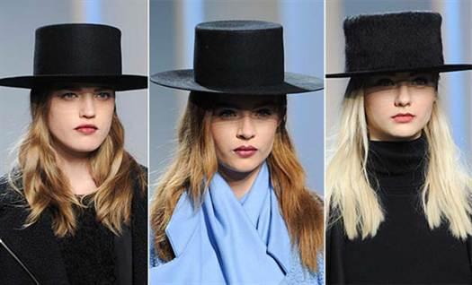 модные шапки осень-зима 2015-2016, фото 5