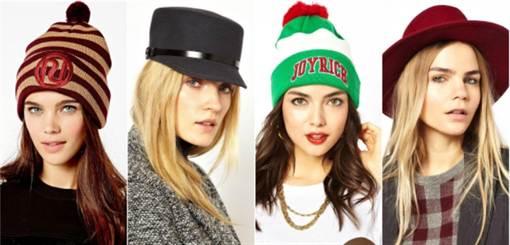 модные шапки осень-зима 2015-2016, фото 6