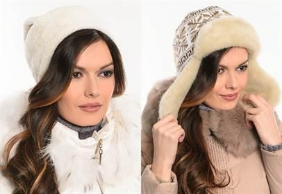модные шапки осень-зима 2015-2016, фото 7