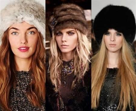 модные шапки осень-зима 2015-2016, фото 1