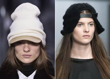 модные шапки осень-зима 2015-2016, фото 2