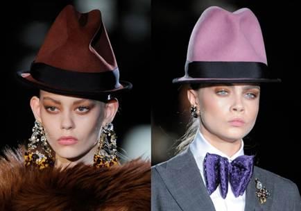 модные шапки осень-зима 2015-2016, фото 3