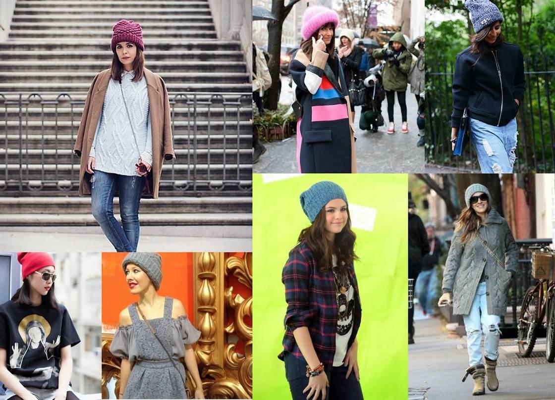 модные шапки сезона осень зима 2015 2016