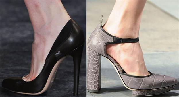 модные туфли сезона осень-зима 2015-2016, фото 3