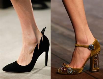 модные туфли сезона осень-зима 2015-2016, фото 4