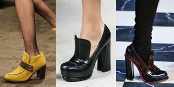 модные туфли сезона осень-зима 2015-2016, фото 5