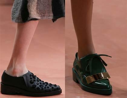модные туфли сезона осень-зима 2015-2016, фото 6