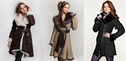 модные женские дубленки 2016-2017 на фото 1