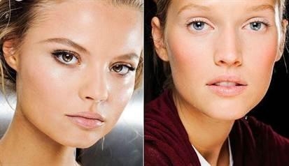 красивый и модный макияж для блондинок 2016, фото новинки 2