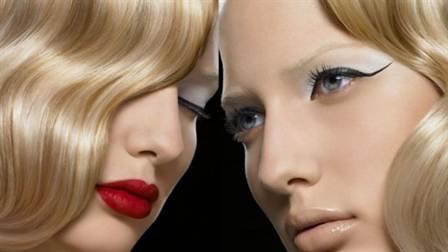 красивый и модный макияж для блондинок 2016, фото новинки 3