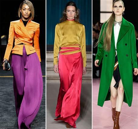 модные цвета 2016 года