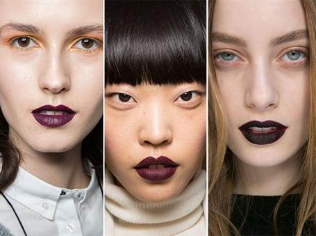 модные цвета 2016 в макияже 2