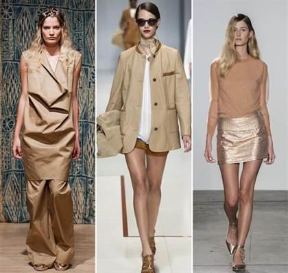 модные цвета и оттенки 2016 весна-лето 1