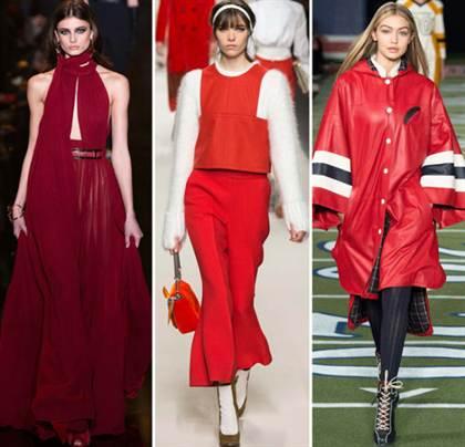 модные цвета осень-зима 2016-2017 3