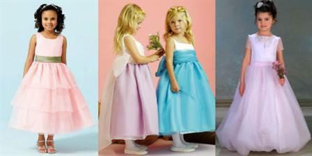 a2a035e9d58c444 Новогодние платья для девочек 2018, актуальные модели и фасоны