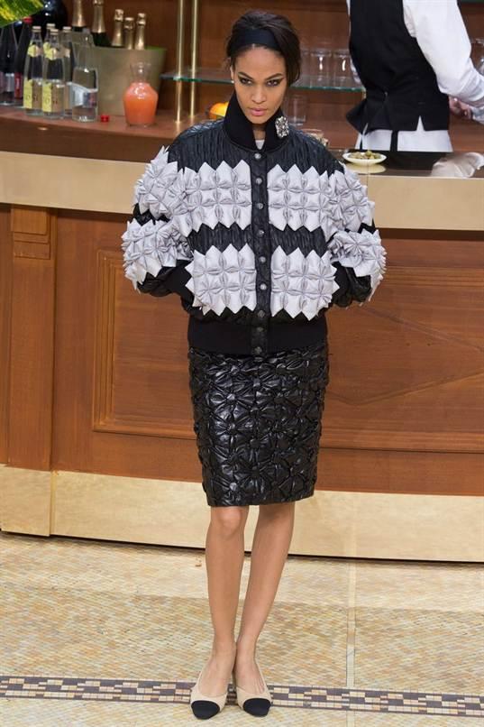 фото пуховиков от Chanel 1