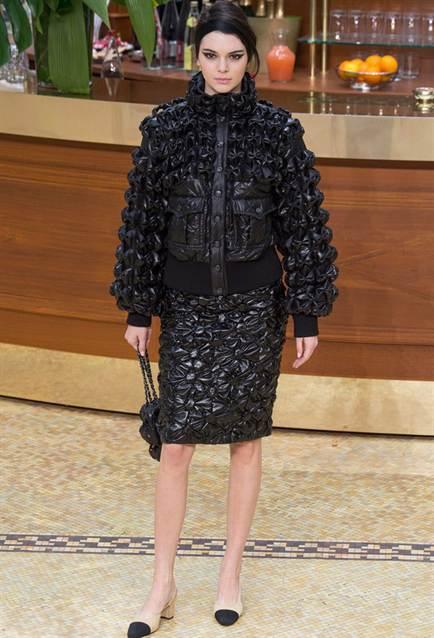 фото пуховиков от Chanel 3