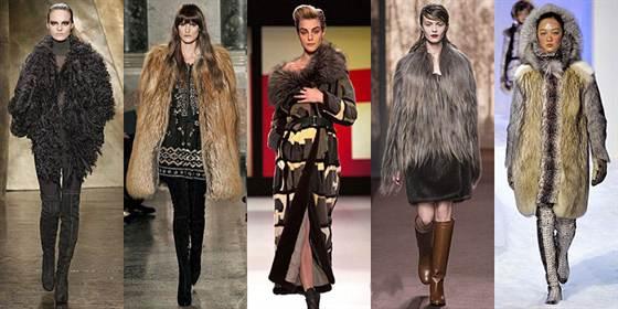 модные шубы 2016-2017, фасоны от «А» до «Я» 1