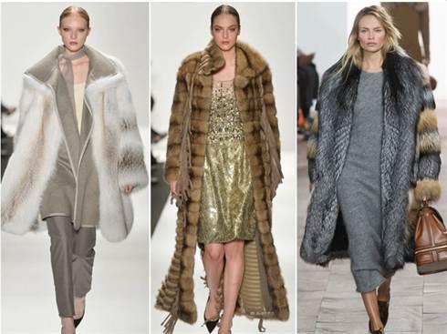 модные шубы 2016-2017, фасоны от «А» до «Я» 5