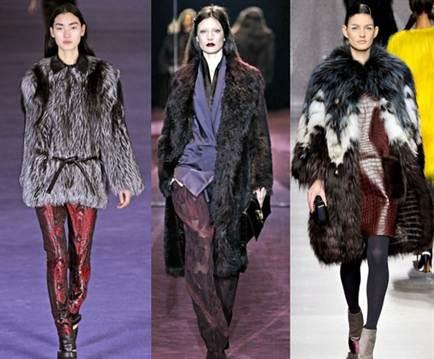модные шубы 2016-2017, фасоны от «А» до «Я» 6
