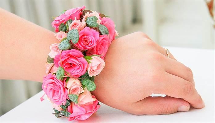 мини-букеты для невесты 2016 2