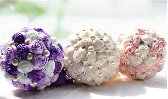 свадебные букеты 2016 фото, модные и красивые 3