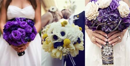 свадебные букеты 2016 фото, модные и красивые 9