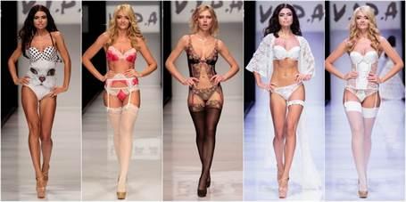 модное женское нижнее белье со вставками 1