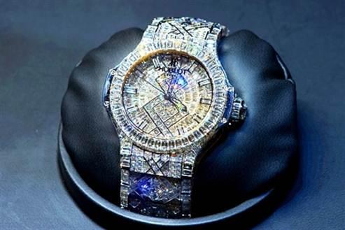 классические часы 5