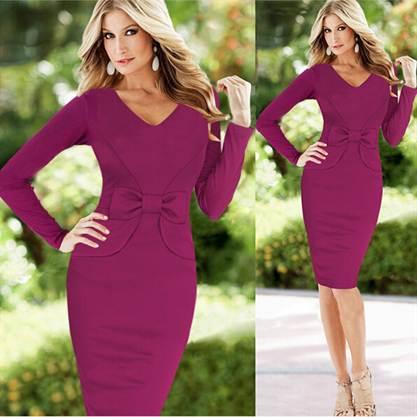 обтягивающие платья 1