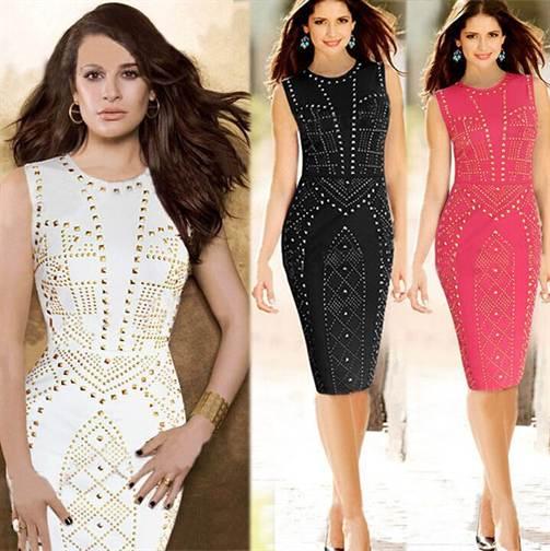 обтягивающие платья 3