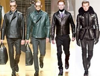 a1b09442ba8 модные кожаные куртки с последних показов весны и лета 2016
