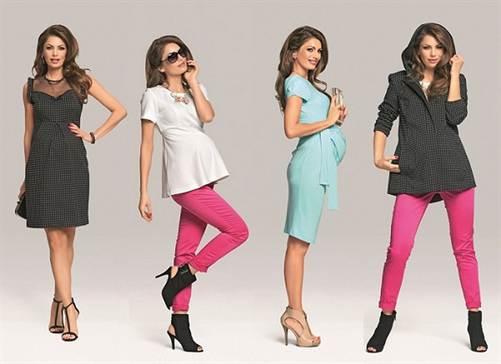 мода для беременных весна-лето 2016, тенденции + фото 2