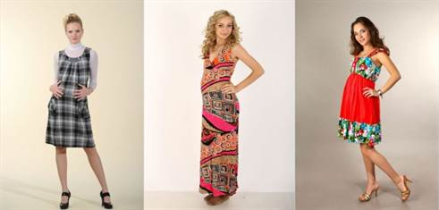 повседневные платья и сарафаны 3