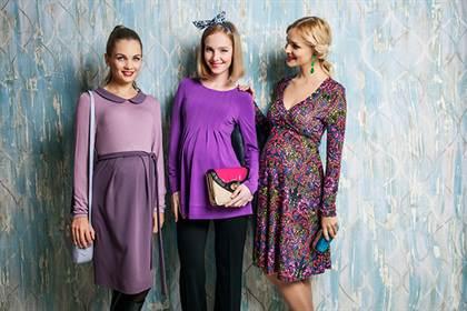 мода для беременных женщин весна-лето 2016, фото одежды 1