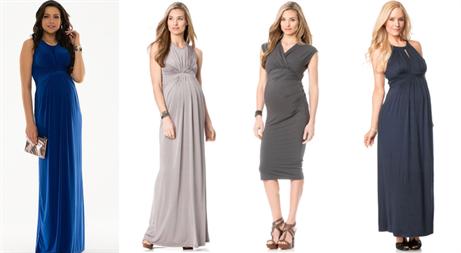 мода для беременных весна-лето 2016, тенденции + фото 3