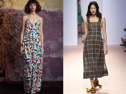 модные повседневные платья весна-лето 2016