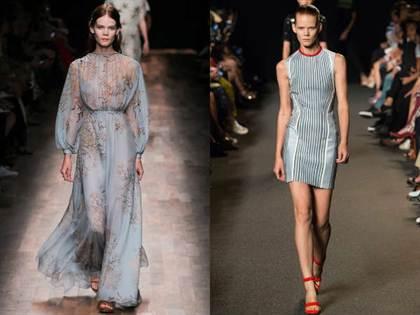 повседневные платья весна-лето 2016, модные тенденции 5