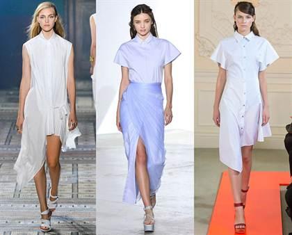 платья – рубашки 1
