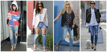 рваные джинсы 2016 женские, фото 5