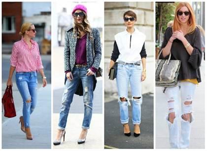 рваные джинсы 2016 женские, фото 3