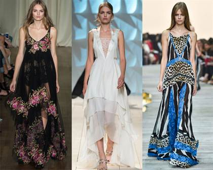 модные и красивые сарафаны весна-лето 2016