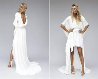 фото свадебных платьев в стиле ретро 2
