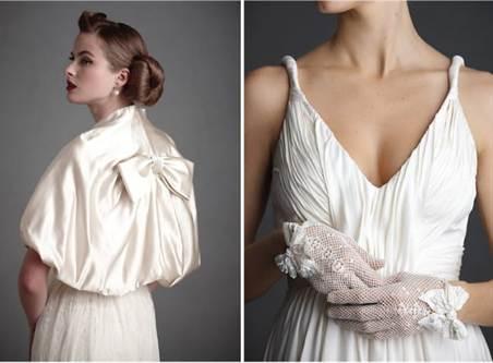 фото свадебных платьев в стиле ретро 4