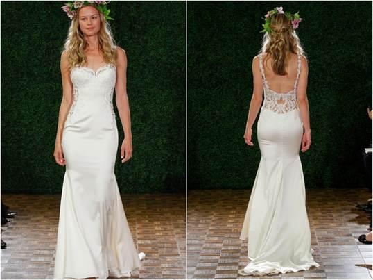 свадебные платья в греческом стиле 2