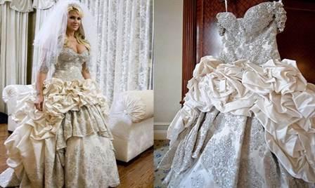 модные цвета свадебных платьев весны и лета 2016 5