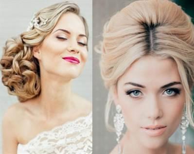 модный и красивый свадебный макияж весна-лето 2016